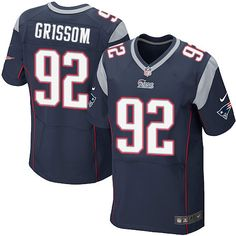Outlet NFL New England Patriots Geneo Grissom Mens Elite Home Navy Blue #92 Jersey http://www.nfl-new-england-patriots-jersey.com/nfl-new-england-patriots-geneo-grissom-mens-elite-home-navy-blue-92-jersey-p-248.html