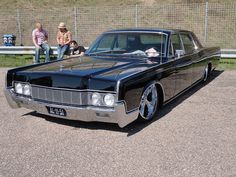 1967 Lincoln Continental by Skitmeister,