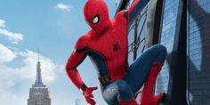 Homem-Aranha: De Volta ao Lar | Cartaz mostra herói entre Abutre e Homem de Ferro