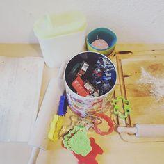 Überraschung vorbereiten für K2 und seinen Kumpel heute nachmittag. Ich gestehe ich hab Fertigteig gekauft. #rabeneltern #elternblog #familienblog #mamablog #papablog