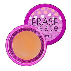 Sephora: Benefit Cosmetics : Erase Paste : under-eye-concealer Benefit Cosmetics, Wow Products, Best Makeup Products, Erase Paste, Sleeping Beauty Costume, Precisely My Brow Pencil, Lip & Cheek Stains, Signs Of Stress, Natural Sleep Remedies