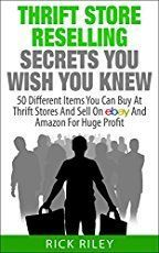 Thrift Store Reselling Secrets You Wish You Knew: 50 Different Items You Can Buy… - Money Online Ebay Selling Tips, Selling Online, Online Sales, Online Jobs, Way To Make Money, Make Money Online, How To Make, Thrift Stores, Shopping