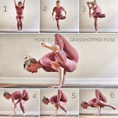 Grasshopper is a more challenging arm balance that brings hip flexibility into the mix! This posture is great for digestion, back pain, and hip pain! It also strengths the upper body and tones the core 💪🔥 read below for more details and to learn the foundations of flexibility and strength or advance your practice, check out our ebook (link in bio) 🙏🏻❤️ make sure you save this so you can use it later and tag a friend that could benefit - they will thank you!! Thanks for sharing @ania_75…