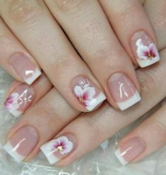This is a very nice Trendy Nail Arts Design in nude or pastel colors with rhinestone or diamond or glitters , It gives sophisticated and luxurious looks in your nails. Its just enough glitz to have a stylish yet not overbearing nail art design. Nail Art Designs, Latest Nail Designs, French Nail Designs, Nail Manicure, Gel Nails, Acrylic Nails, Beautiful Nail Art, Gorgeous Nails, Spring Nails