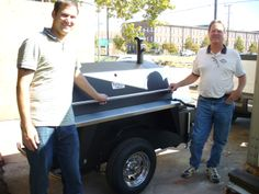 BAMS With Their New Tucker Cooker  Smoke, Barbecue, Grill