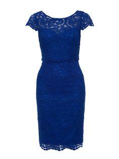 Diana ferrari dresses blue