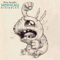 Morning+Scribbles+#263