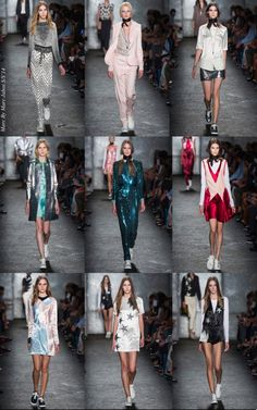 New York Fashion Week // Marc by Marc Jacobs Spring 2014 #groomedandglossy #NYFW #marcbymarcjacobs http://www.groomedandglossy.com/new-york-fashion-week-marc-by-marc-jacobs-ss14/