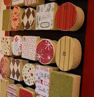 Buzzings of a Queen Bee: My Christmas Advent Calendar!