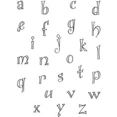 Fanciful Outline by Susan Houseman, Fanciful Outline Lowercase Alphabet, Approx. x Clearly Impressed We are pleased to reveal our newest Clearly Impressed alphabet! Fanciful Outline, the first stamp set by artist Susan Houseman, i Alphabet Writing Style, Fancy Lettering Alphabet, Cute Fonts Alphabet, Fancy Writing, Alphabet Templates, Handwriting Alphabet, Fancy Letters, Hand Lettering Fonts, Creative Lettering