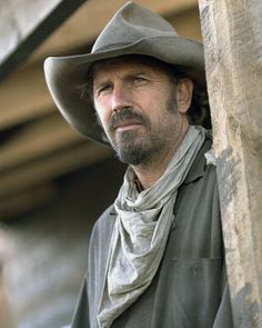 Kevin Costner as Charley Waite from Open Range