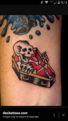 Coffin friendly