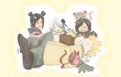 Fairy Tail manga 427 / Хвост Феи манга 427 / Манга Фейри тейл 427