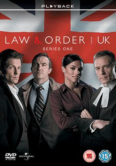 """Law and Order: UK. The scripts are mostly taken exactly from the US version, but adapted for the UK legal system and culture. The characters are terrific. At the end of that one episode, when Matty...you know...I yelled """"NOOOOOOO!!!!"""""""