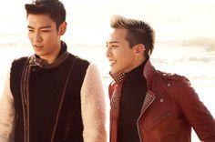 ygfamilyy:    BIG BANG - BTS of New GMarket CF!