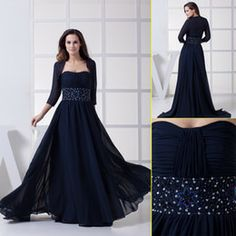 Plus size formal gown sheer jacket - Google Search