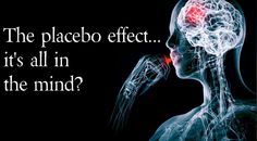 How the placebo effect works, even when we know it's a placebo.