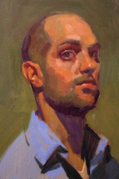 Learn to Paint a Self-Portrait