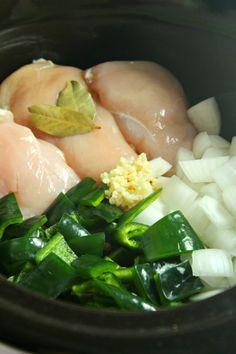 Slow Cooker Soup, Slow Cooker Chicken, Slow Cooker Recipes, Crockpot Recipes, Soup Recipes, Chicken Recipes, Cooking Recipes, Crockpot Dishes, Chicken Soups
