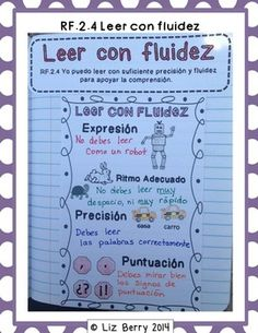 2nd Grade Spanish Reading Interactive Notebook {Common Cor