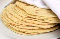 Domáce tortily: Rýchle, jednoduché a lacné