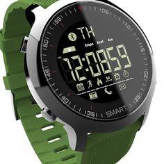 8ae6a13e5 Calorie Bluetooth Sport Smart Waterproof Outdoor Watch. Cheap Fashion ...