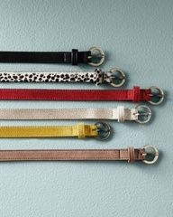 Mia Skinny Belt