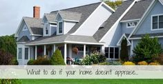 learn what to do if your home doesn't appraise at the price you were planning to purchase it