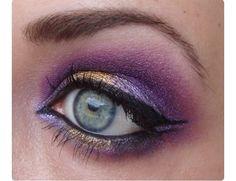 Megara makeup