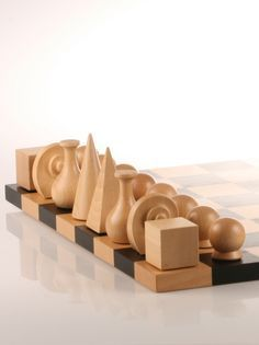 Man Ray Chess Set  Um.. YES please. I love this!!