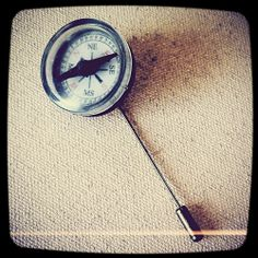 Compass Lapel Pin / DapperDude