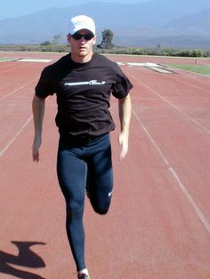 Champion sprinter Tom Green shows you his full training program!