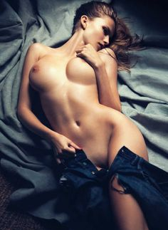 Karolina Szymczak by David Bellemere for Playboy March 2013 #Nude