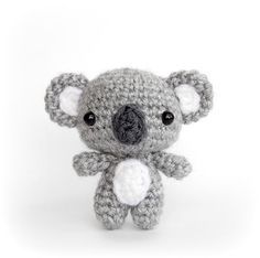 Cutie Bears Amigurumi Pattern
