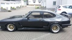 Ford Capri i Eichberg Turbo possibly exchange / Inz. as a sports car / coupe in Velbert Auto Ford, Car Ford, Ford Capri, Gen 1, Rally Car, Old Cars, Custom Cars, Cars And Motorcycles, Muscle Cars