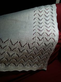 Ravelry: Just My Size Little Miss B's Preemie Baby Blanket pattern by Cathy Waldie