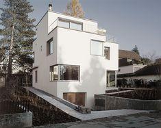 Einfamilienhaus Sonnenfeldstrasse, Zollikon | Loeliger Strub Architektur