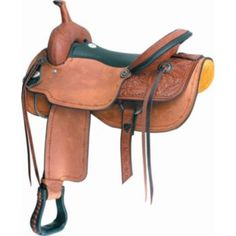 Ranch Saddles by Saddlesmith