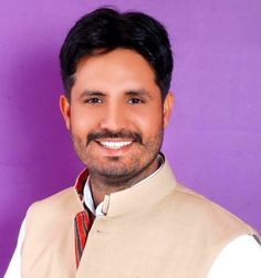 """Indian Youth Congress cordially invites you to """"SANKALP"""" welcoming ceremony of @RajaBrar_INC as the IYC President. #RajaBrarLeadsIYC"""