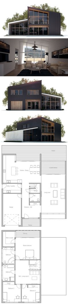 House Plan CH289