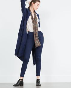 ESSENTIAL FITS JEANS-View All-JEANS-WOMAN | ZARA United States