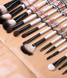 20-Piece Professional Makeup Brush Set