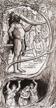 Þór's Journey to Útgarð