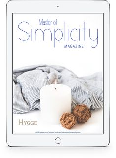 Bimonthly magazine about minimalism, simple living and wellness created by Fátima Teixeira, the founder of the project Master of Simplicity.  Here you read about minimalist life, simplicity, organisation, intentional living, sustainability and healthy lifestyle! You can also find news, catalogs and discount coupons! Hygge, 9 Mai, Discount Coupons, Simple Living, Healthy Habits, Magazine Covers, Sustainability, Minimalism, Healthy Lifestyle