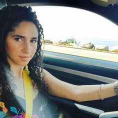 #NoFilter #PCH #PacificOcean #Drive #StudioBound #MusicLife #MikalBlue in my @porsche from @bevhillsporsche #Custom #Turbo #Curls @miss_jessies