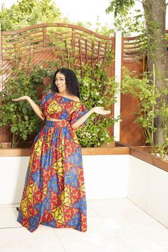 Sunlight African Print Maxi Set African Print Dresses, African Prints, African Fabric, African Tops, African Wear, Breath Of Fresh Air, Maxi Skirts, African Beauty, Easy Wear