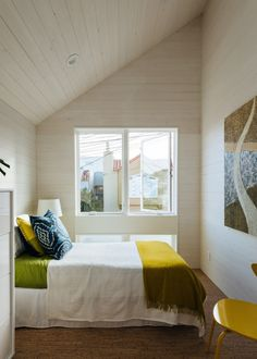 The Bank Street house, a Red Dot Studio Bay Area remodel from one bedroom to three without adding to the building envelope | Remodelista