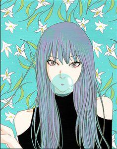 """Spirit Fingers"" Spirit Fingers Webtoon, Cartoon Wallpaper, Iphone Wallpaper, Korean Illustration, Anime Art, Manga Anime, Webtoon Comics, Manga Love, Cute Wallpapers"