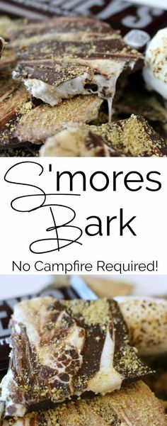 S'mores Bark is an e
