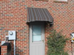Change the look of your home with an awning from A&A Awnings! Ask about our FREE Motor for retractable awnings!